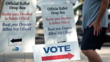 Американците демонстрират висока активност на предварителните избори за президент.