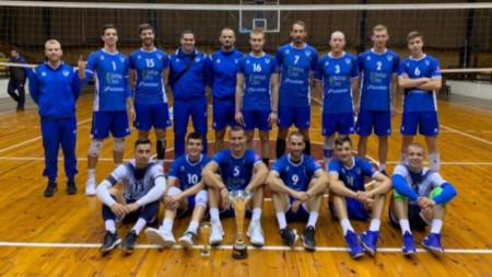 Левски спечели трофея в Перник.