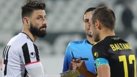 Димитър Илиев донесе успеха на Локо (Пд) срещу Дунав