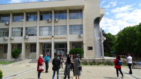 Съдебната палата в Благоевград