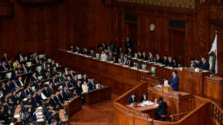 Долната камара на японския парламент одобри търговското споразумение със САЩ