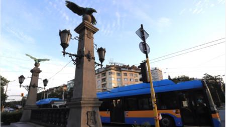 """Движението по булевард """"Цариградско шоссе"""" вече е възстановено"""