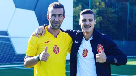 Петков и Десподов са в тройката за най-добър футболист на България.