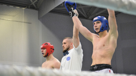Победа за Никола Николов от СК