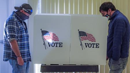 Предварителното гласуване в Илинойс