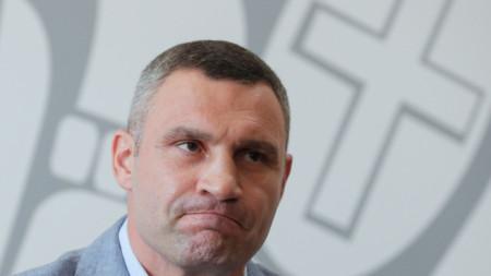 Виталий Кличко, кмет на Киев