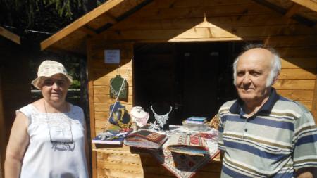 Маргарита Бонева и Иван Маринов