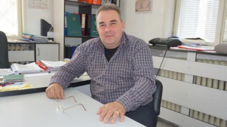 Д-р Григор Томов, управител на Комплексен онкологичен център Враца
