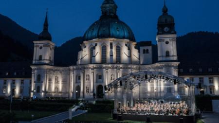 Фестивалът, посветен на Рихард Щраус в Гармиш Партенкирхен
