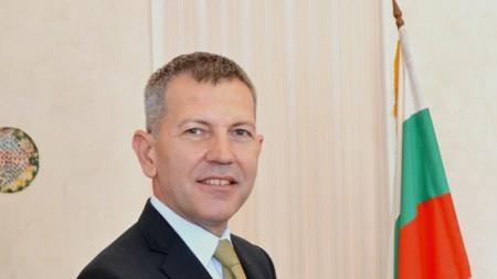 Служебният министър на транспорта, информационните технологии и съобщенията Георги Тодоров