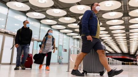 Испания, летище Мадрид-Барахас (снимката е илюстративна)