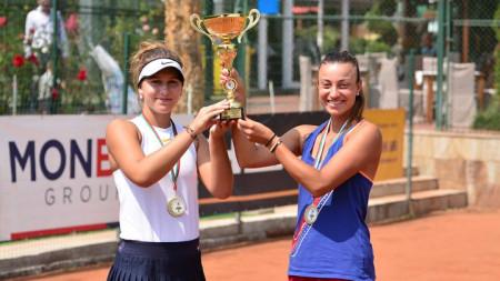 Топалова и Аршинкова са на втори пореден финал в Монастир.