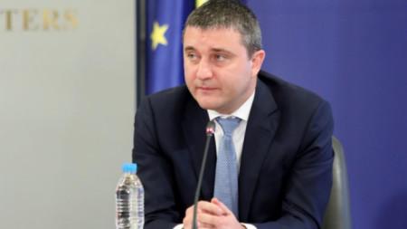 Υπ. Οικονομικών Γκοράν Γκοράνοφ
