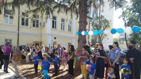 Частно училище с преподаване на религия в Ловеч