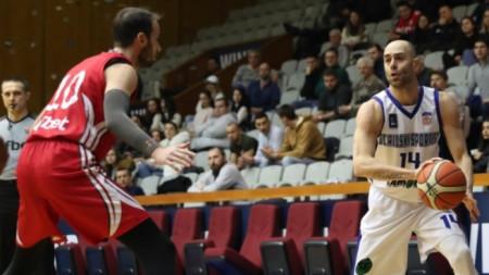 Рилски спортист победи Академик (Сф) със 119:97