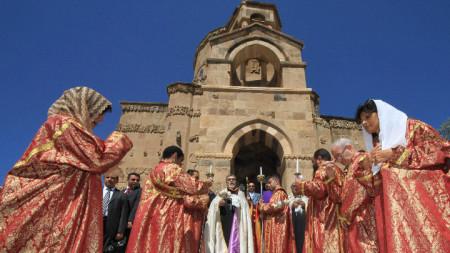 Армения е люлка на хилядолетна култура.