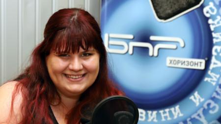 Юлия Андонова, координатор