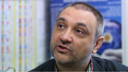 доц. Андреј Чорбанов
