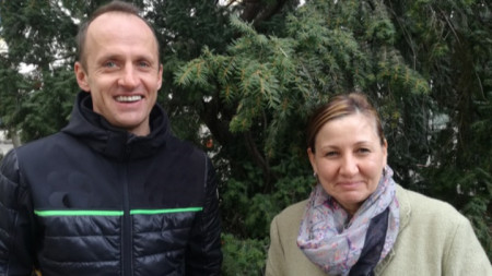 Захари Сотиров и Даниела Минкова-Машова