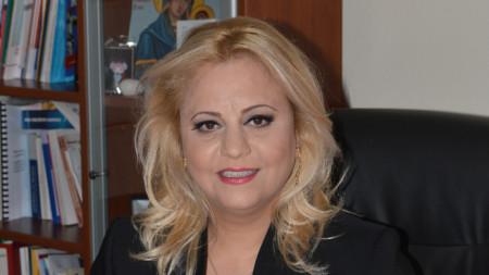 доц. д-р Ана Джумалиева, председател КЗД