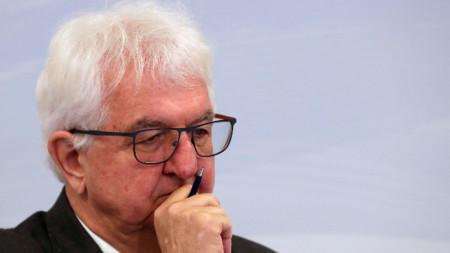 Роберт Холцман, управител на Австрийската централна банка и член на ЕЦБ