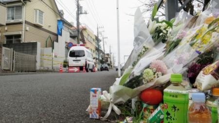 Разчленени тела на 9 души бяха открита в апартамент в Дзама, край Токио през октомври 2017 г.