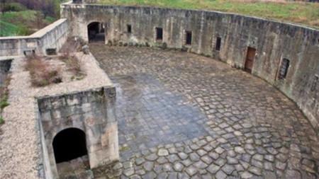 Крепост Меджиди табия в Силистра