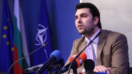 Zv.Ministri i punëve të jashtme Georg Georgiev