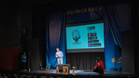 """Георги Ненов – създател на подкаста """"Свръхчовекът"""""""