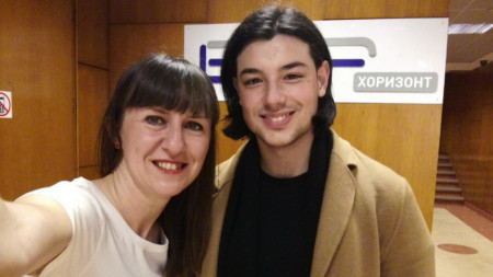 Валерия Николова и Александър Георгиев