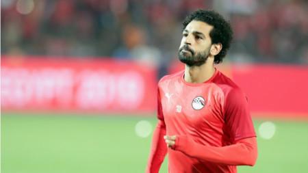 Мохамед Салах няма да играе за Египет срещу Кения и Коморите.