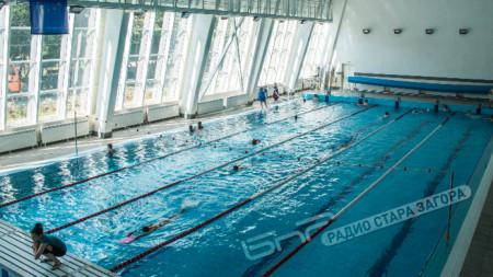 Плувен басейн, Стара Загора