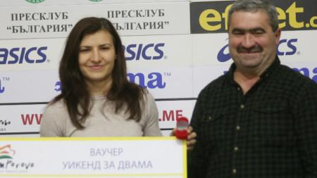 Стойка Петрова и Фикрет Ереджебов