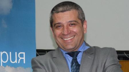 Иван Иванов - председател на Българската асоциация по водите