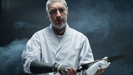 Chef Petar Mihalchev