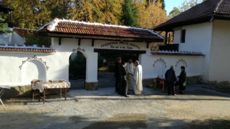 Гранички манастир