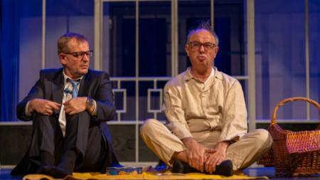 Михаил Билалов и Николай Урумов на русенска сцена