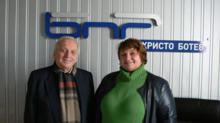 Георги Константинов и Дарина Маринова