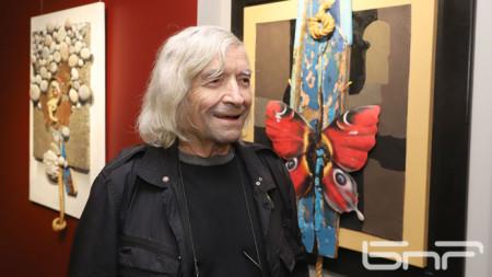 Михалис Гарудис в галерия Арте - 5 октомври 2021