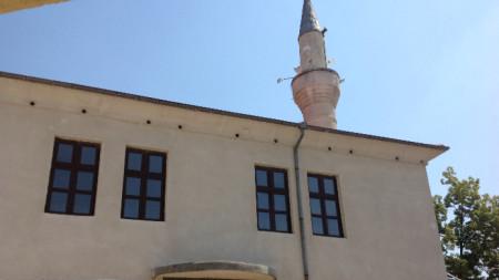 Mosque in Kardzhali