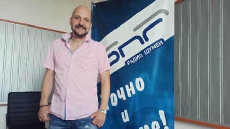 Чавдар Вълков