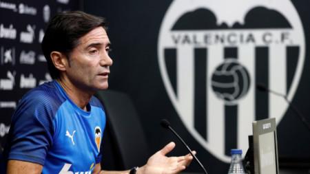 Марселиньо Торал беше уволнен от Валенсия.
