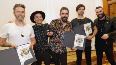 Група Jeremy? е големият победител на юбилейното издание на конкурса за нови български песни