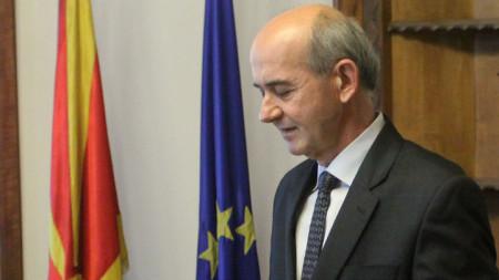 Държавният прокурор на Македония Любомир Йовески