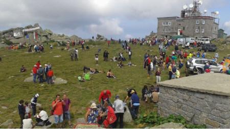 Γιορτή του ΒΟΚ στην Μαύρη Κορυφή