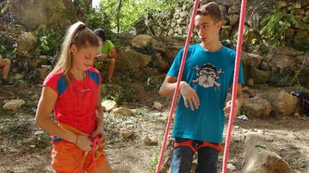Алекс и Ники