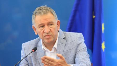 Health Minister Stoycho Katsarov