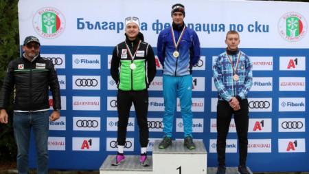 Тодор Малчов спечели златен медал на 15 км.