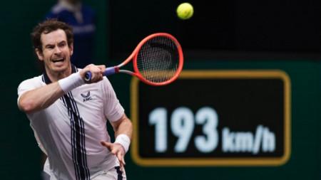 Анди Мъри не беше печелил мач от US Open миналата година.