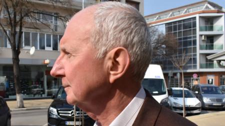 Георги Султанов, регионален мениджър на банката, от чийто клон в Нова Загора са източени парите.